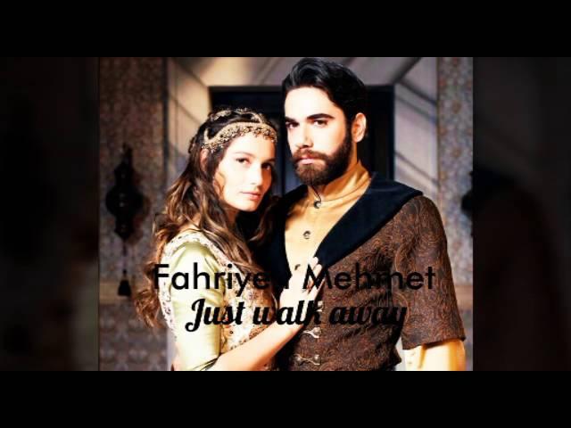 Wspaniałe Stulecie: Kösem | Fahriye i Mehmet • Just Walk Away