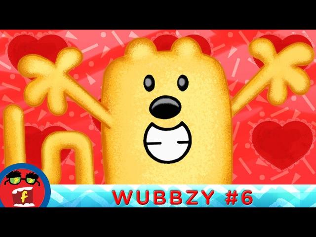 Valentine's Day Fredbot Children's Cartoon Wow Wow Wubbzy