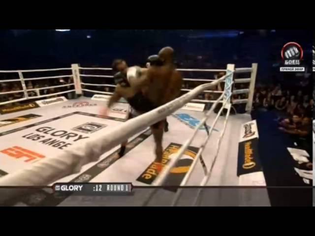 Francois Ambang vs. Daniel Morales