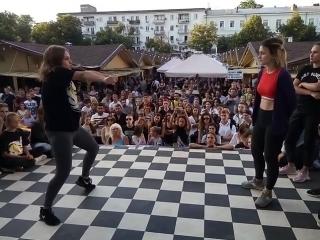 ХипХопСвадьба - Dancehall Pro 1/4 - Dora vs Mess