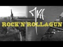 пика | rock n roll gun | mad one prod. [Rap Live]
