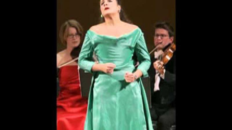 Cecilia Bartoli, Haendel, il trionfo del Tempo e del Disinganno, Lascia la spina
