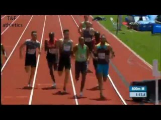 800m Men's - Eugene Diamond League 2016