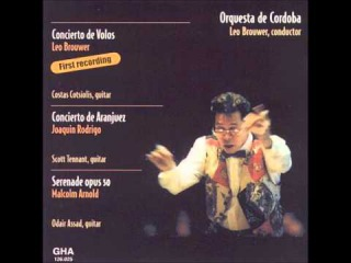 Costa Cotsiolis - Concierto de Volos (Leo Brouwer) [Full / Completo]