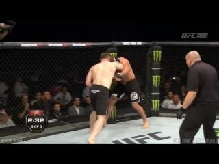Подборка ударов локтями в MMA, нокауты в UFC | С.А.М | STRONG DIVISION |
