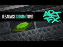 ARTFX Tips: 8 badass tips for every Xfer Serum user!