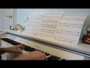 Adam Lambet - Ghost Town (Piano Cover)