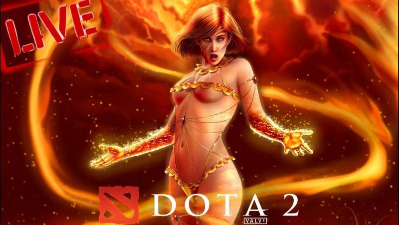 Stream M1Game Марофончик Dota 2 Gameplay MMR 1K