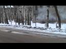 Пожар в Ижевске заброшенный военный госпиталь