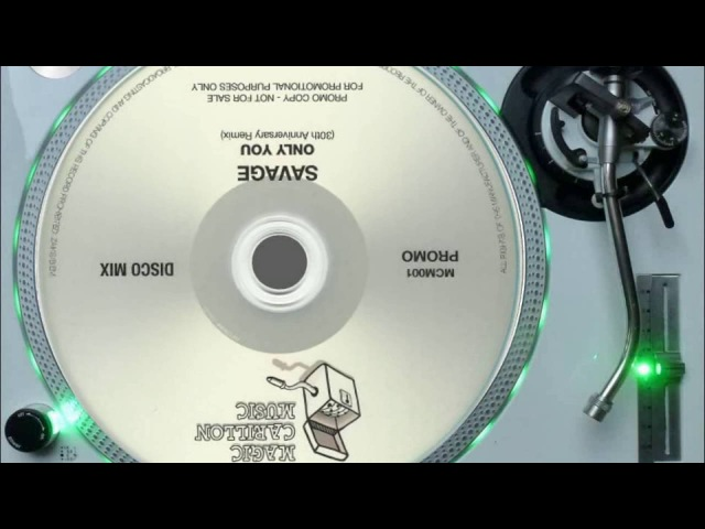 Savage Only You 30th Anniversary Remix 2014 EqHQ