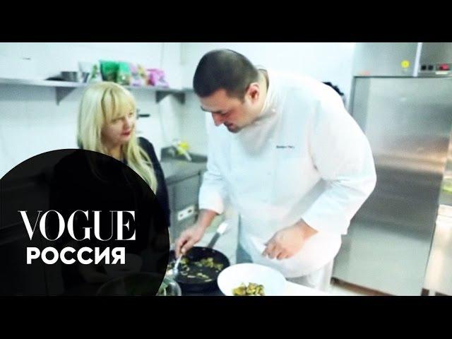 Рецепты от шеф-повара Vogue Cafe Юрия Рожкова