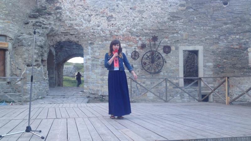 До ранку. Кам'янець - Подільська фортеця.