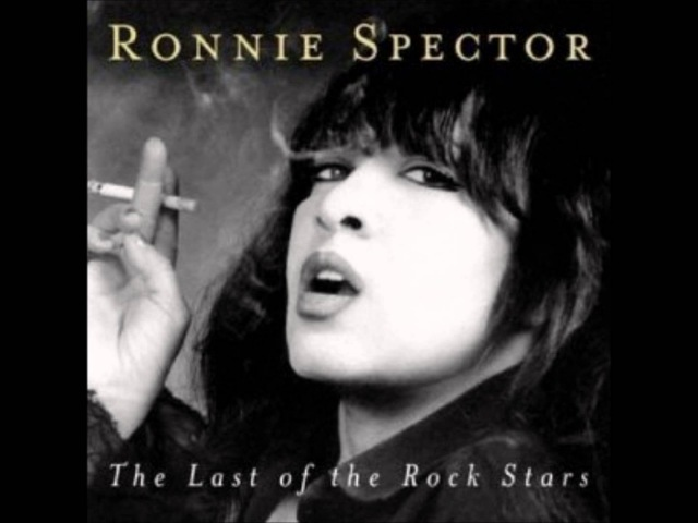 Ronnie Spector You cant put your arms around a memory feat Joey Ramone