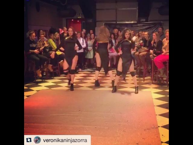 "Anna Nik on Instagram: ""HIYAH BITCH Showcase winners at Christmas Vogue Ball. Thanks @iamthedaisha for inspiration yesssgawd hiyahbitch hahahahiyah…"""
