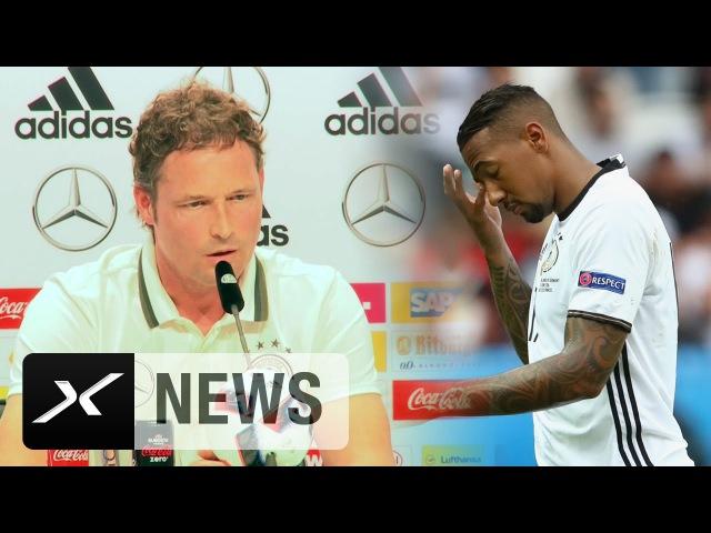 Marcus Sorg Die Verletzung von Jerome Boateng ist rückläufig DFB Team EM 2016