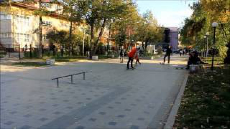 Gorilla Riders Алексей Шабала ONSKATE welcome video