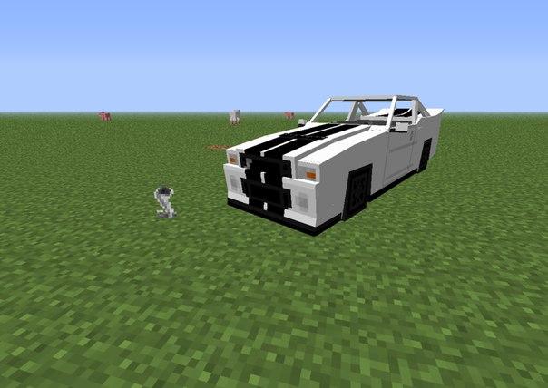 мод на машины в майнкрафт 0.15.6 #6