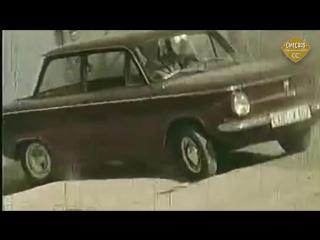Любителям классики  раритетная французская автомобильная реклама аж 1965 года!