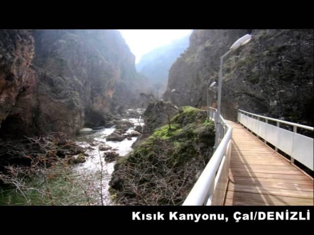 Denizli Çal Kısık Kanyonu Tanıtım Videosu