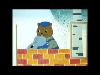 Песенка мышонка  Советские поучительные мультики для детей