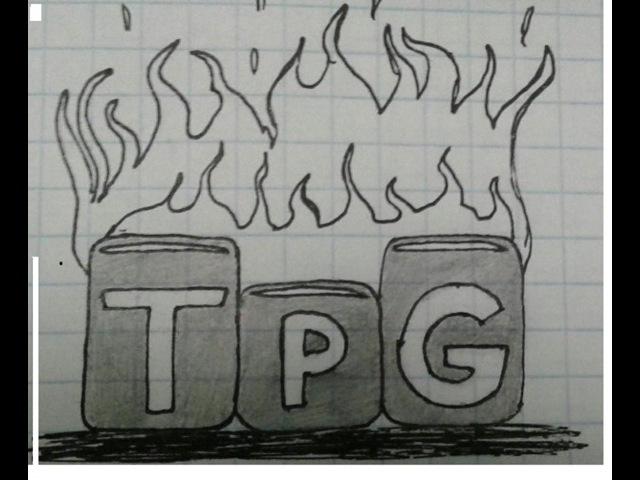 TPG Я По Улице ИДУ