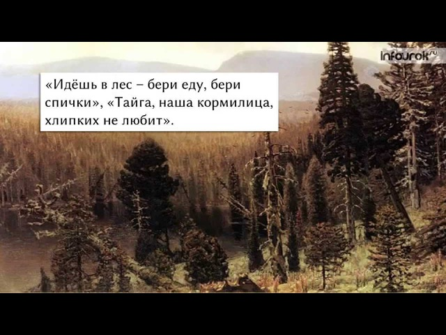 Виктор Петрович Астафьев «Васюткино озеро» | Русская литература 5 класс 26 | Инфоурок