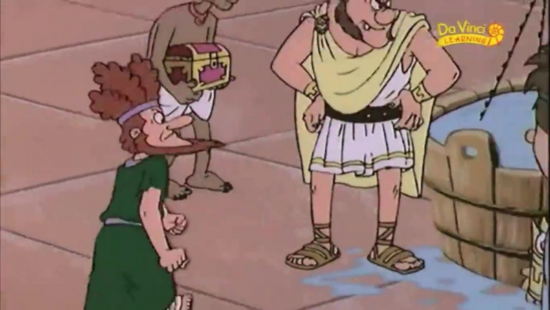 BVBY - Mucitler - 2 - Arşimed ve Yunanlılar (Archimède et les Grecs)