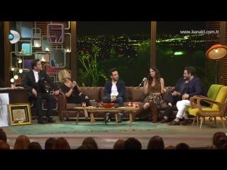 Beyaz Show Seda Bakan
