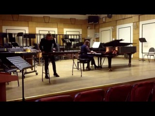 П. Сарасате «Интродукция и тарантелла» ксилофон / P. Sarasate «Introducción Y Tarantela» xylophone