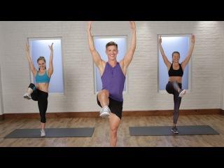 30-Minute Butt and Abs Pilates Bikini Workout With Jake DuPree | Class FitSugar