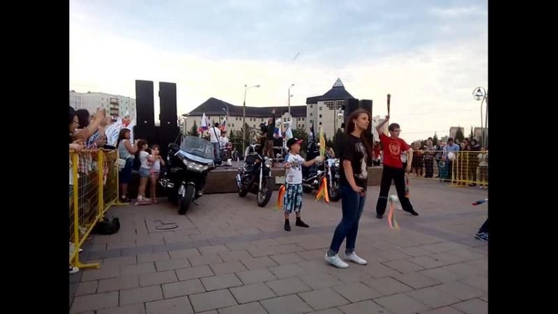 TARANTULO @ Russia Day in Tobolsk