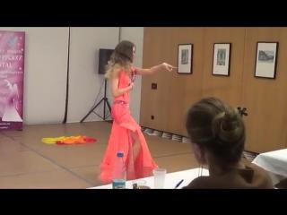 Polina Makarevich-DANCE QUEEN by Olesya Pisarenko 2