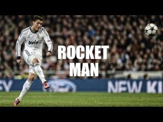 Cristiano Ronaldo ● The Rocket Man ● Powerful Longshot Goals 2009-2016