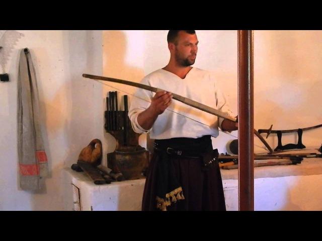 Відлуння віків Зброя козаків