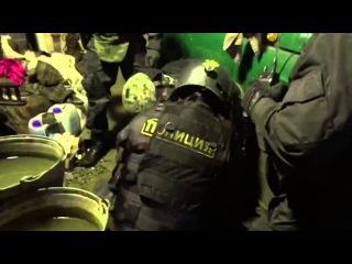 Видео операции по освобождению главы администрации одного из муниципальных образований Владимирской области