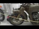 Иж 1. Самый старый советский мотоцикл 1929 года. Мотолегенды СССР. Первый байк.