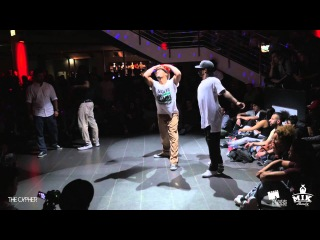 2on2 Mixstyle Final: P-Dog & Boo (GER) vs Fabreezy & Creesto | The Cypher CSE