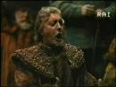 Verdi - Simon Boccanegra 1975. Il baritono Piero Cappuccilli canta Plebe, Patrizi, Popolo