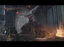 Dark Souls 3 Олдрик пожиратель богов Aldrich Devourer of Gods