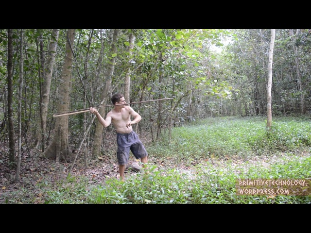 Primitive Technology Spear Thrower