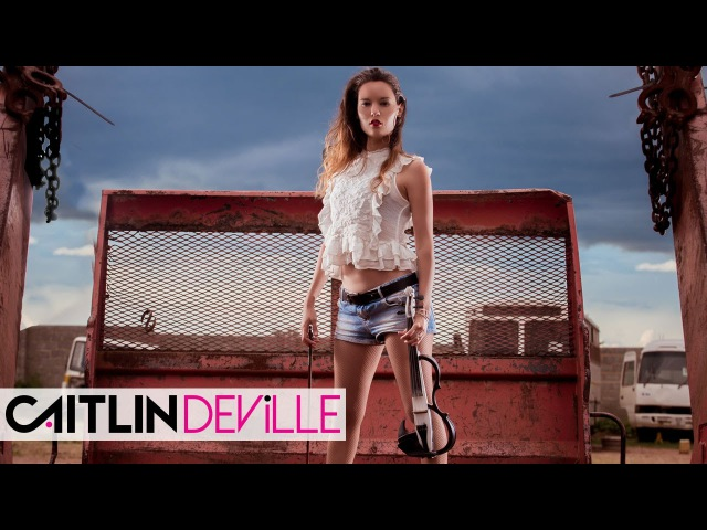 Subeme La Radio Enrique Iglesias Electric Violin Cover Caitlin De Ville