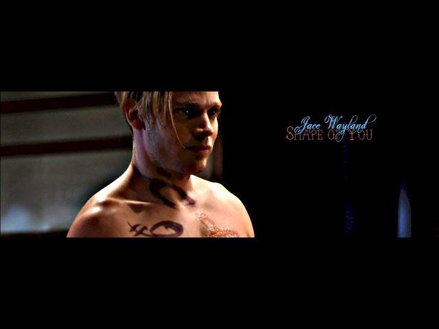 ─ Shape of You Jace Wayland Shadowhunters