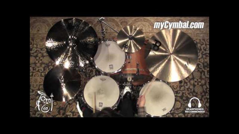 Meinl 14 Mb10 Heavy Soundwave Hi Hat Cymbals 1052 1217g Shawn Zorn MB10 14HSW B 2269