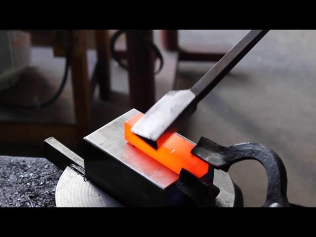 Blacksmithing Tools Box Jaw Tongs смотреть онлайн без регистрации