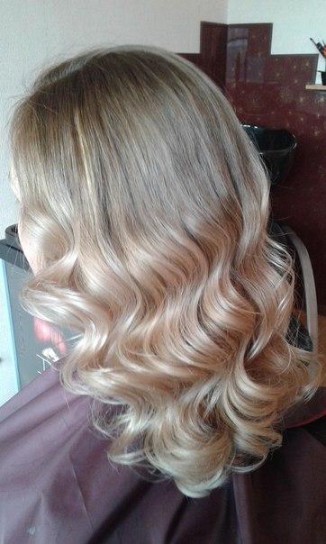 Мелирование волосы в архангельске