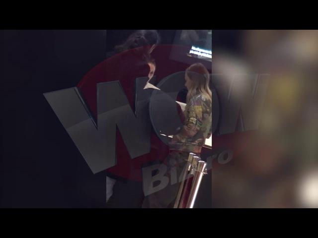 SOCANT Alexandra Stan a iesit din casa nemachiata si a socat tot mall ul