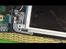 Замена петель на Asus K52 Разборка и чистка ноутбука
