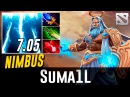 SumaiL Zeus LIKE A GOD Dota 2