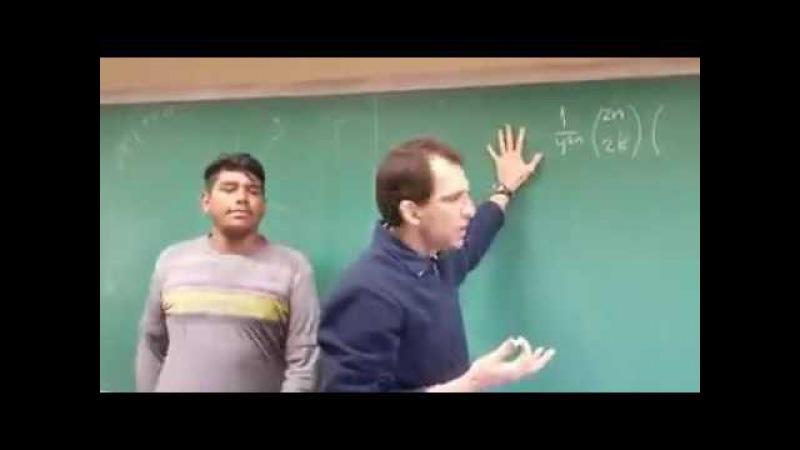 PROFESSOR É IMPEDIDO DE DAR AULA POR MILITONTOS ESQUERDOPATAS
