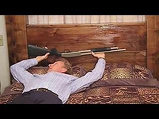 Американцы прячут оружие в кроватях